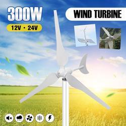300W AC12V/24 V Wind Generator Wind Turbinen Wind Turbinen Generator mit 3 Nylon Fiber Blades für Hause solar Straßenbeleuchtung, boot