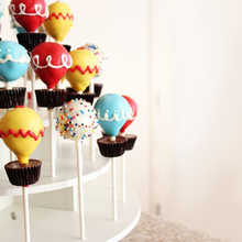 1Set Lollipop Stand Donut Party Dessert Decorator Birthday Candyland Wedding Decorations for Pop donuts wall Display