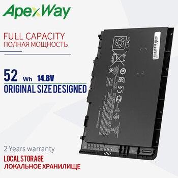 Apexway 14,8 v/batería de ordenador portátil para HP EliteBook Folio 9470/9470m Ultrabook serie HSTNN-DB3Z IB3Z I10C BT04 BT04XL BA06