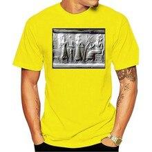 Tabuleta 2021Da suméria Nova (tnm) Planettamanho 12th Annunaki Escolha Sua Cor & Tamanho Grande T-shirt de Algodão de Moda