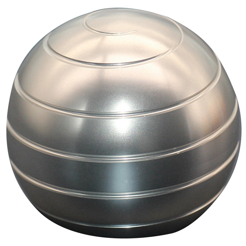 Office Decompression Gadget Metal Kinetic Spinner Ball For Adults And Children Anxiety Relieves Stress And Inspires Creativity