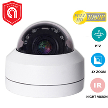 Min P2P 1080p PTZ Speed Dome IP Camera 5MP 2MP POE Onvif Outdoor Surveillance Security H265