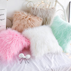 Furry wool-like velv...