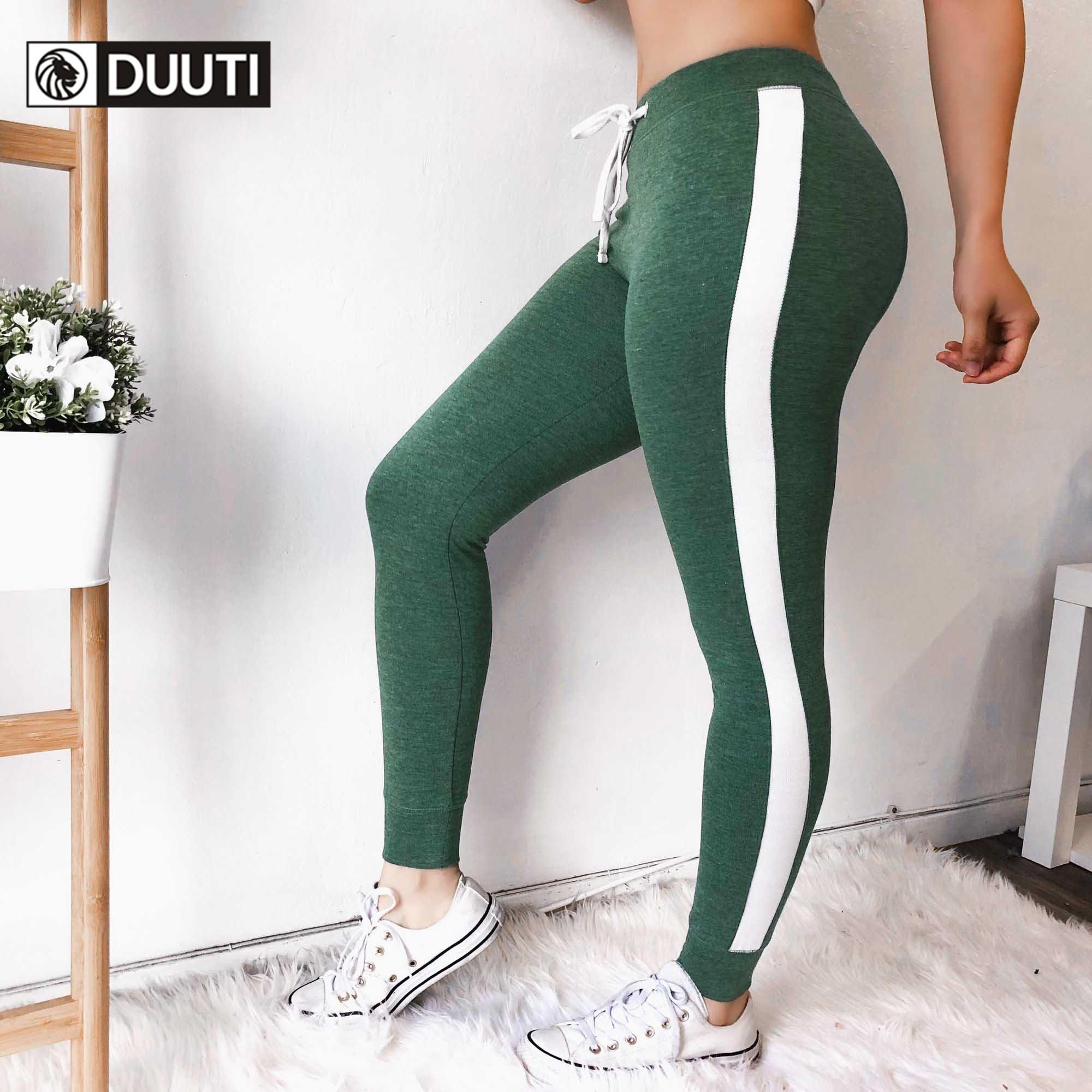 Women High Waist Yoga Sport Leggings Push Up Running Fitness Sport Leggings Sports Long Pants Stitching Color Pencil Leggins D35