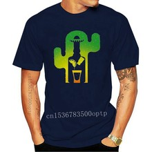 Cactus, Tequila, Lemon & Salt Men'S Tee -Image By Round Neck Tee Shirt