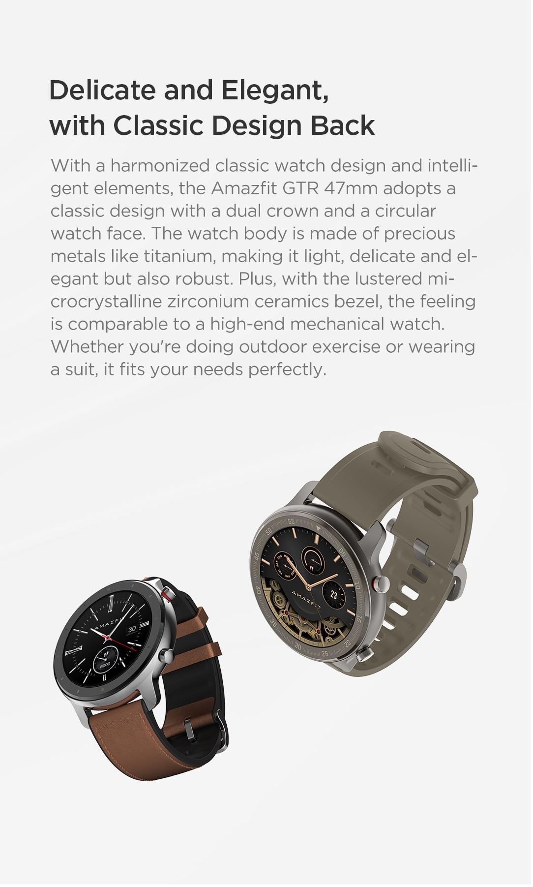 42mm relógio inteligente 5atm smartwatch 12 dias