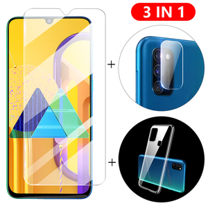 3-in-1 Case + Camera Glass For