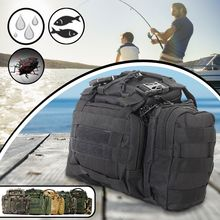 Multifunctional Fishing Tackle Bags Outdoor Sports Fishing Lures Gear