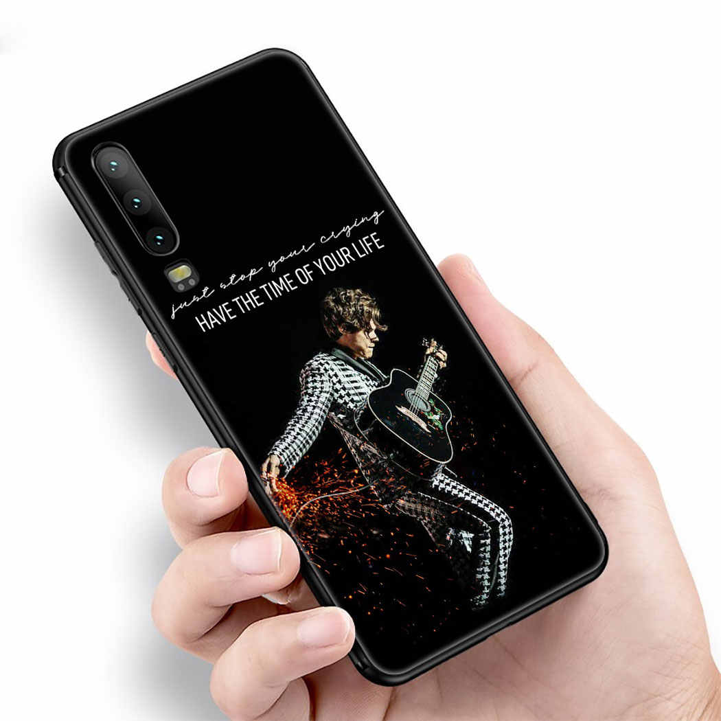 IYICAO 歌手ハリースタイルソフトシリコンケース Huawei 社 1080p スマート Z P30 P20 P10 P9 Lite プロ電話ケース