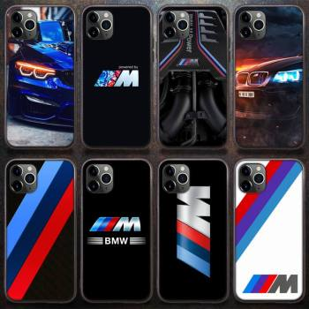 Top car BMW Phone Case for iPhone 8 7 6 6S Plus X 5S SE 2020 XR 11 12 Pro mini pro XS MAX image