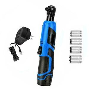 12V 3 / 8in Electric Wrench Ki