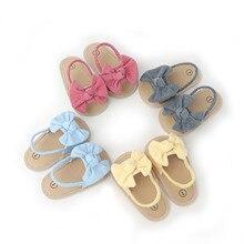 Toddler Shoes Sandals Baby-Girls Prewalker Infant Princess Casual Summer Big-Bowknot