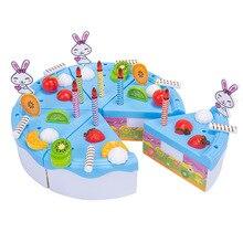 Детский игровой домик, кухонная игрушка для фруктов и овощей, набор для резки овощей для мальчиков и девочек