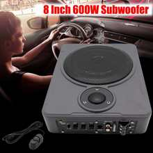 8 Inch 600W Car Audio Subwoofers Stereo Subwoofer C