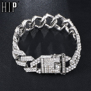 Hip Hop Gold 19MM Bling Heavy