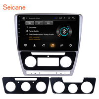 Seicane Android 8.1 10.1 Inch Touch Screen GPS Car Radio For 2007 2008 2012 2013 2014 SKODA Octavia Music Multimedia Player