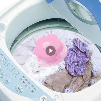 Filtr sitko Bag Mesh urządzenie do czyszczenia filtrów worek wełniany filtr do prania filtr do maszyny filtr sitko torba filtr z siatki usuwanie włosów czyszczenie narzędzi netto tanie i dobre opinie CN (pochodzenie) HJ56745 Polyester + PE+EVA blue pink 14 * 9 5 cm