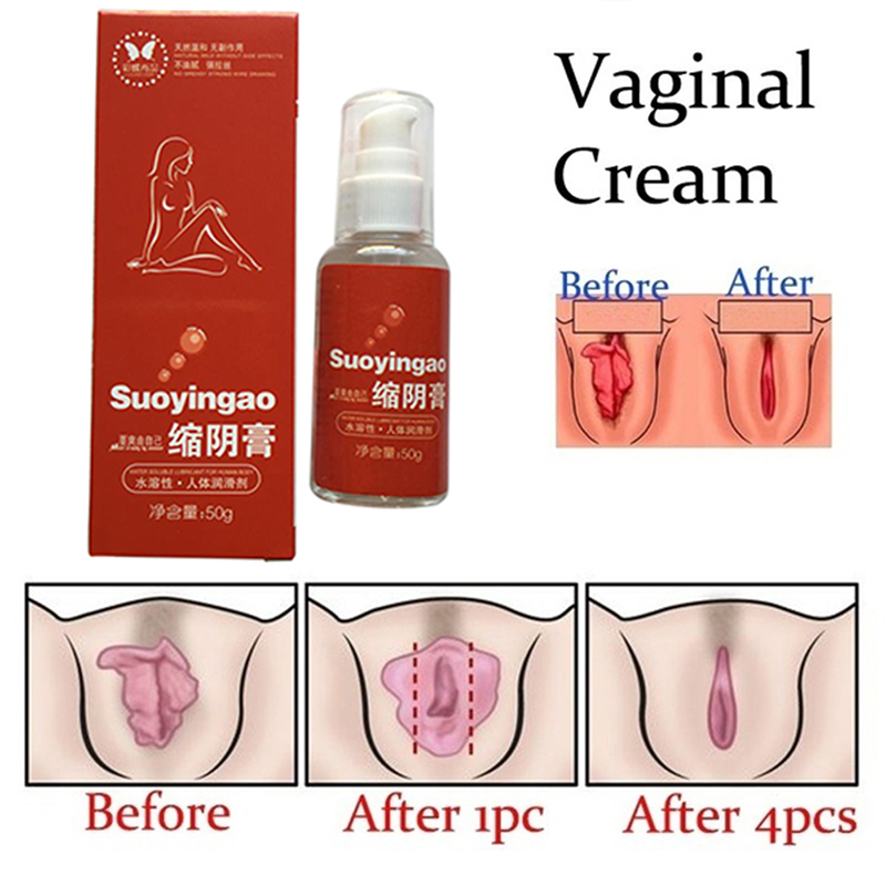 50ml Shrinking Vaginal Tightening Lubricant Orgasmic Gel Sex Drops Women Gel Libido Enhancer Sexual Massage Oil Anal Sex Adults