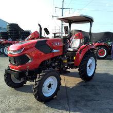 Фермерский трактор 4WD, 50 лошадиных сил, можно выбрать разное оборудование