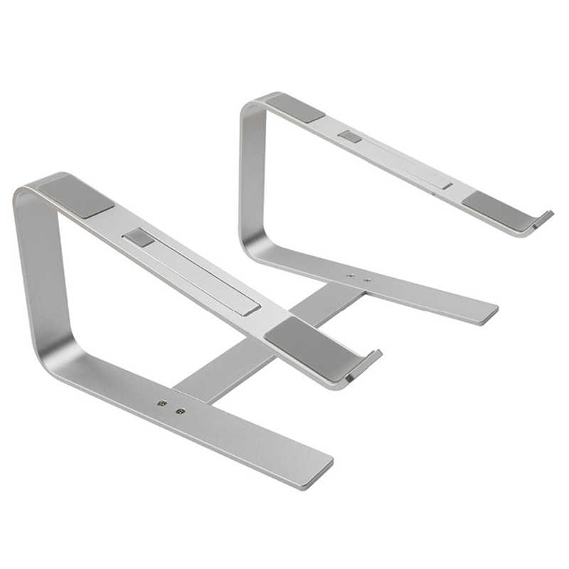 Aluminum Laptop Stand Ergonomic Metal Cooling Notebook Holder for Mac Book Air Pro Base Bracket for Laptop