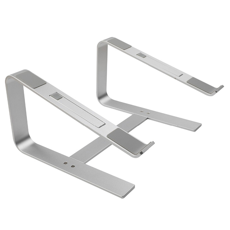 Aluminum Laptop Stand Ergonomic Metal Cooling Notebook Holder For Mac Book Air Pro Base Bracket For Laptop