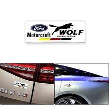 Автомобильные декоративные наклейки с логотипом 3d алюминиевый