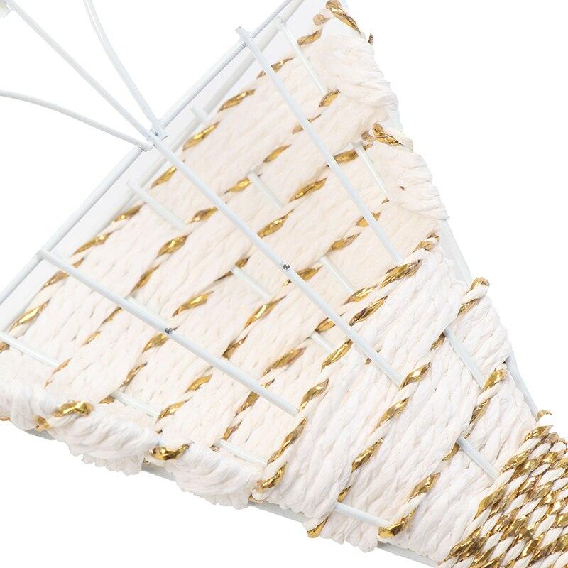 Креативный Дизайн Дом Искусство Цветок Горшки Стена Подвешивание Зеленый Растение Стена Коническая Форма Подвешивание Кашпо Горшок Цветок Держатель Орнамент