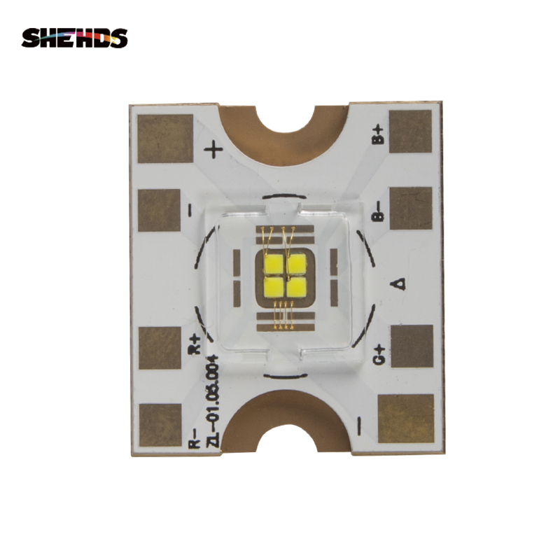 4pcs/lot Fast ShipPing 120 Degree LED Chips Gobo 30W 1.5A For LED Spot 30W Lighting Stage Accessories,SHEHDS