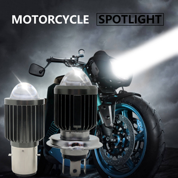 H4 Led Motorcycle Headlight LED BA20D LED Moto Bulbs 2000lm Super Bright White Motorbike Head Lamp Scooter Accessories head torch headlamp cree 3 xml t6 led headlight 9000lm 4 modes head flashlight for hunting fishing led 18650 head lamp charger