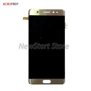 Image 5 - สำหรับSamsung GalaxyหมายเหตุFE 7 N930 N935จอแสดงผลLCD Touch Screen Digitizer AssemblyสำหรับSamsungหมายเหตุ7 FE N930F n935F/DS LCD