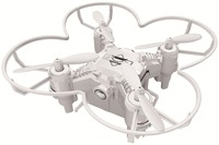 Pocket Elf Fq777 124 + Mini Quadcopter Night with LED Light Aircraft Twin Accelerator Model
