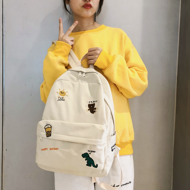 New design Female Backpack Fashion Women Backpack College School School Bag Harajuku Travel Shoulder Bags For Teenage Girls