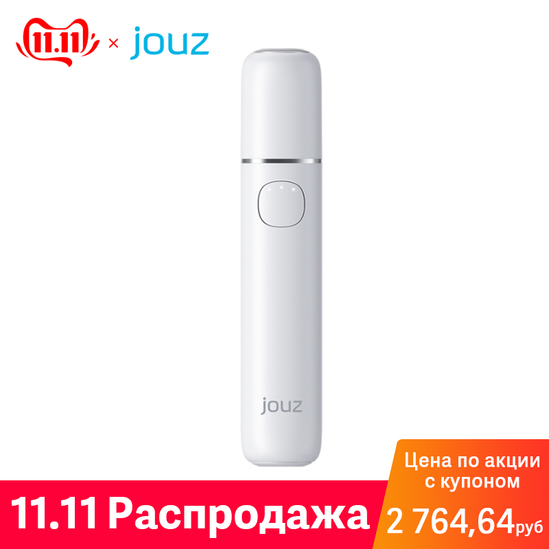 jouz 12 charged electronic cigarette kit vape heat not burn up to 12 continuous smokable 700мАч Build-in Battery Classic