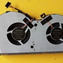 New original laptop CPU fan for Lenovo Y520 R720 15IKB 15.6 inch Cooling cooler fan