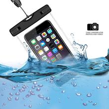 Dry-Bag Waterproof-Bags Phone-Case Swimming-Bags Underwater with Luminous Pouch Bolsa