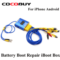 Battery Power iBoot Box Repair Tools For iPhone Android Mobile Phone Intelligent CNC Battery Power Boot Box Power Boot Wires|Power Tool Sets| |  -