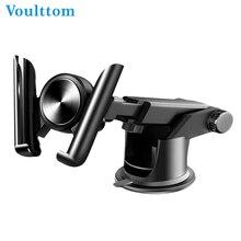 Voulttom Schwerkraft Auto Telefon halter Windschutzscheibe Sauger Telefon Halter Für Universal Handy Dashboard Auto Telefon Stehen