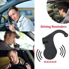 Dispositivo di sicurezza per auto Anti sonno sonnolenza allarme promemoria assonnato per conducente di auto per tenere svegli gli accessori per auto