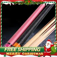 Fury Billiard Snooker Cue BE Series 9.8mm 11.5mm Tip 145cm Length 2 colors Professional Maple 3/4 Split Cue Snooker China