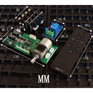 Image 5 - Lusya מרחוק Preamp נפח בקרת לוח 4 דרך אודיו קלט אות בורר מיתוג לוח T1188
