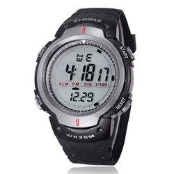 Men Watches Luminous Display Digital Watch Male Military Sports Wristwatch Life Waterproof Watches Alarm Clcok relogio masculino