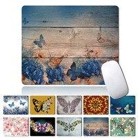 Alfombrilla de ratón de cuero para juegos, cojín de escritorio, estampado, moderno, cómodo, para portátil, PC, MacBook, Universal