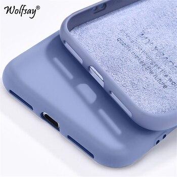 Перейти на Алиэкспресс и купить Чехол для Samsung Galaxy A41, чехол для Samsung A41, жидкий силиконовый мягкий резиновый защитный чехол, чехол для Samsung A41 A31 A21
