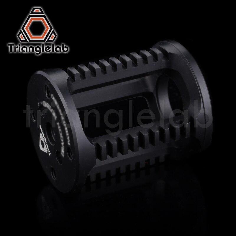 Tête d'extrusion d'imprimante 3D Super précision trianglelab Dragon Hotend Compatible avec adaptateur V6 Hotend et moustique - 4