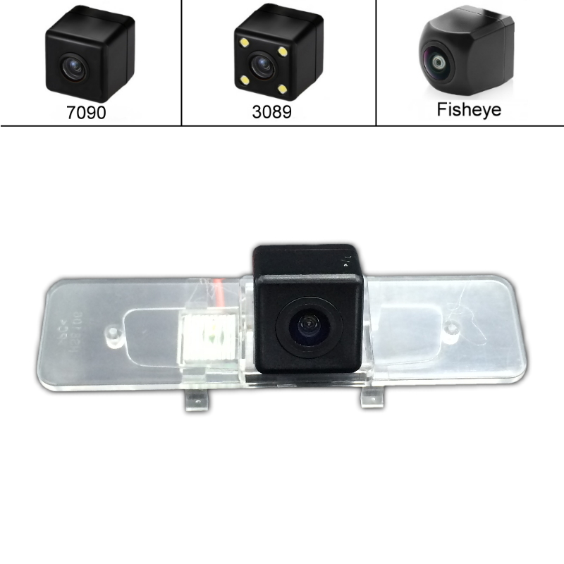 For Subaru Legacy (BL BP) (BM BR) Sedan Car Rear View Camera Trasera Auto Reverse Backup Parking Night Vision Waterproof HD