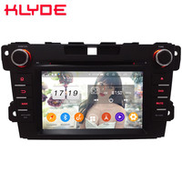 Klyde 4G WIFI Android 9.0 Octa Core 4GB RAM 64GB ROM DSP BT Car DVD Multimedia Player Radio Stereo GPS For Mazda CX 7 2007 2015