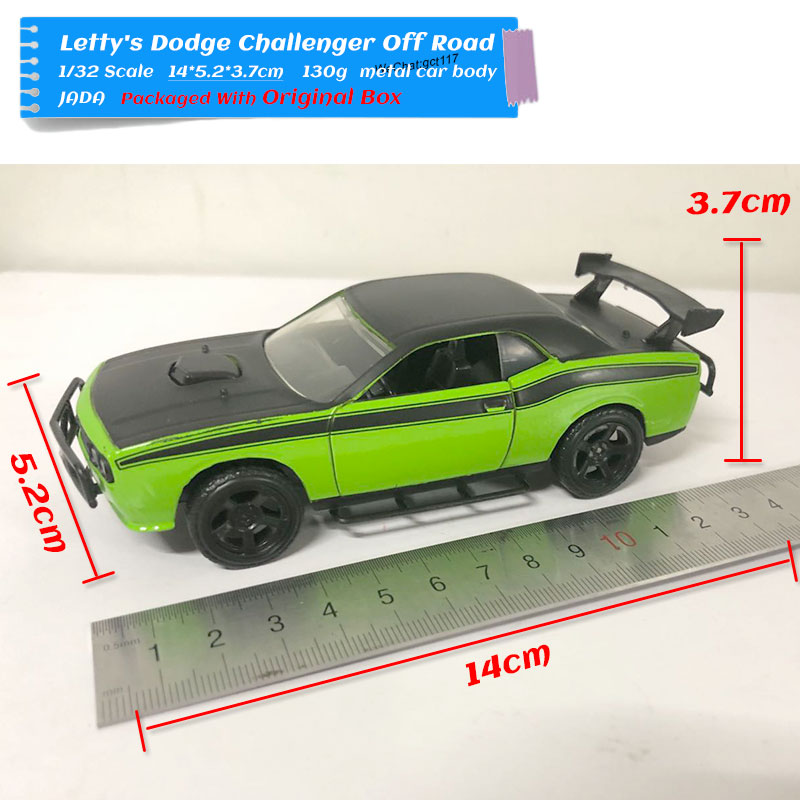 Dodge Challenger Off Road (1)