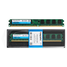 KingJaPa DDR2 800 / PC2 6400 5300 4200 1GB 2GB 4GB Desktop PC RAM Speicher Kompatibel DDR 2 667MHz / 533MHz Mehrere Modelle DIMM