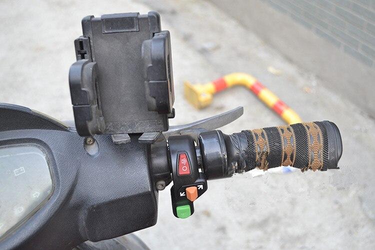 Универсальный мотоцикл указатель поворота светильник переключатель для HONDA CB1100 GIO специальной CRF1000L Африка TWIN CBF1000 в CB600F