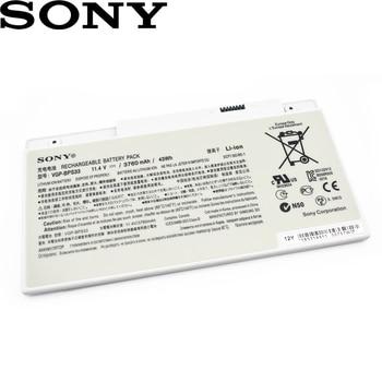 Sony оригинальный VGP-BPS33 3760 мАч аккумулятор для ноутбука SONY VAIO SVT-14 SVT-15 T14 T15 BPS33 SVT1511M1E SVT14126CXS 11,4 V 43WH